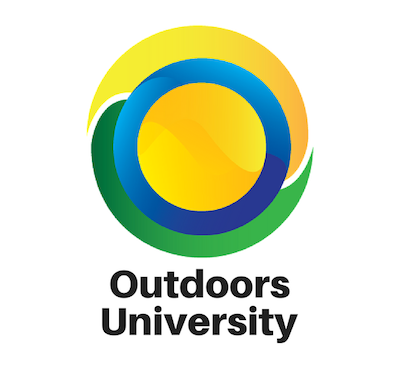 Outdoors University Square Logo 400