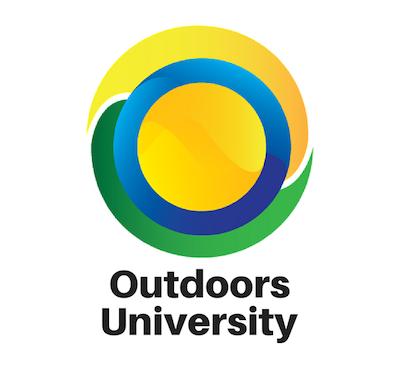Outdoors University Square Logo 400