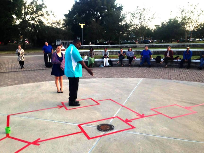2014 Outdoors Classroom Flowchart