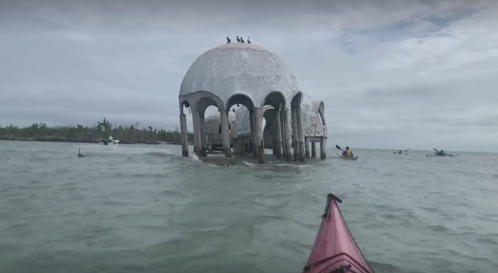 The Dome Houses at Marco Island, Florida | Dr. David S. Chen