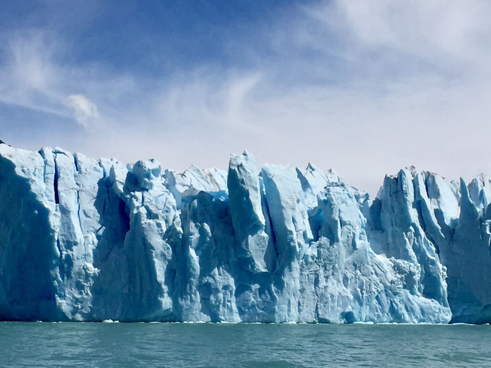 Patagonian Ice Field | Chile / Argentina | Belen Viloria