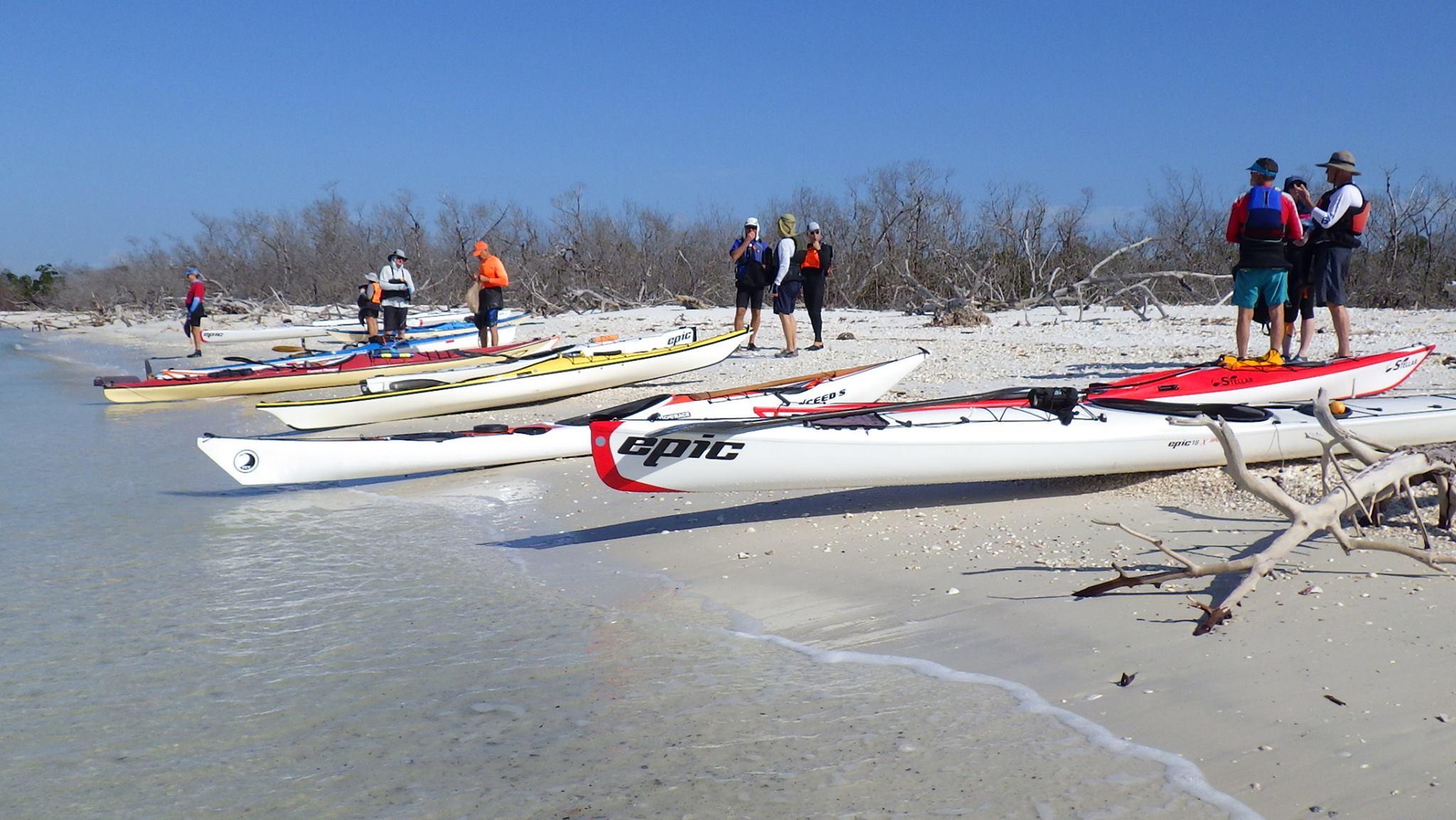 Kayaking Around Ten Thousand Island / Florida / Dr. David S. Chen